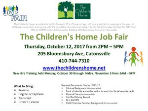 Job Fair TCH